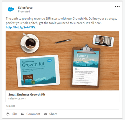 LinkedIn advertentie tips